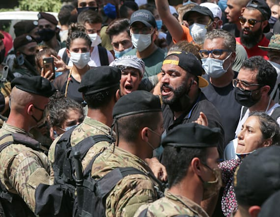 Lebanon's search for answers after explosion