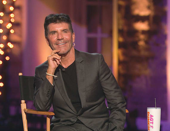 Surprise star fills in for Simon Cowell on 'AGT'