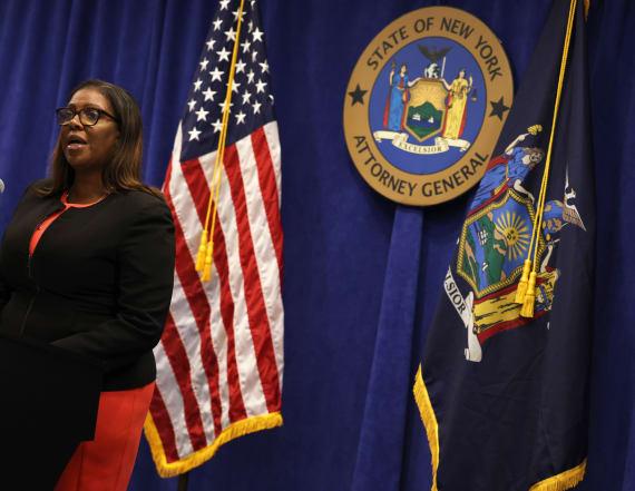 New York seeks to dissolve NRA