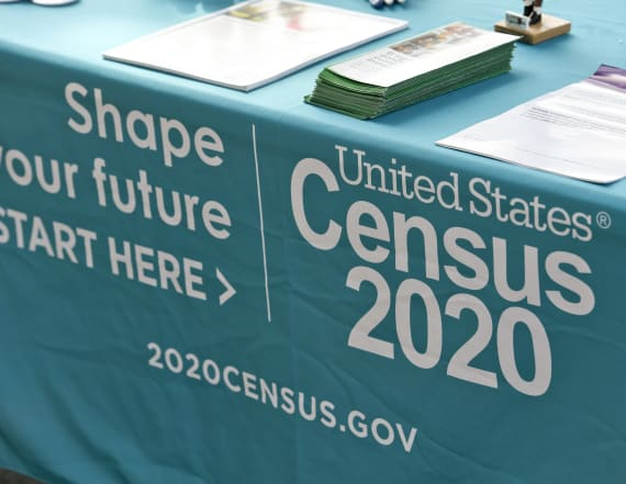 Census takers fall short of target in areas of US