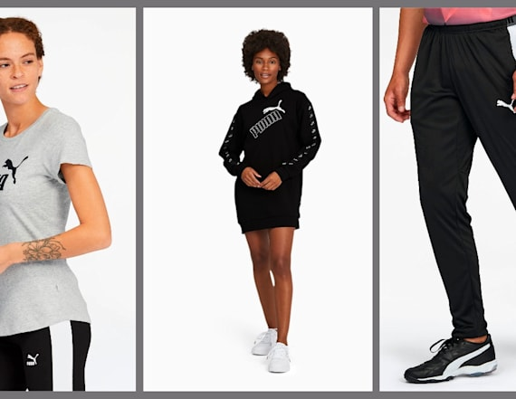 Shop Puma's online-only outlet for as low as $7
