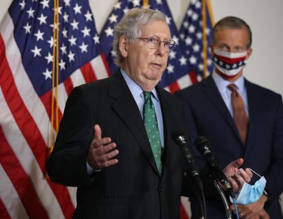 Senate passes stopgap measure to avoid shutdown