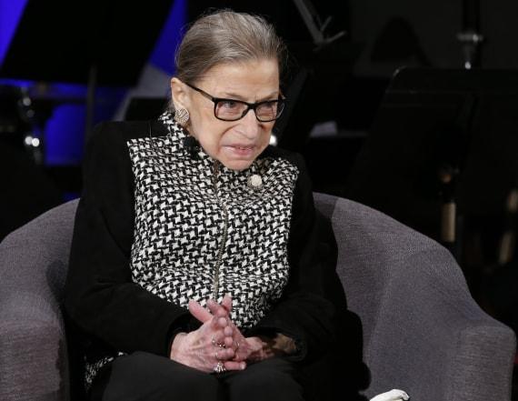 Family, work, opera filled Ginsburg's final summer