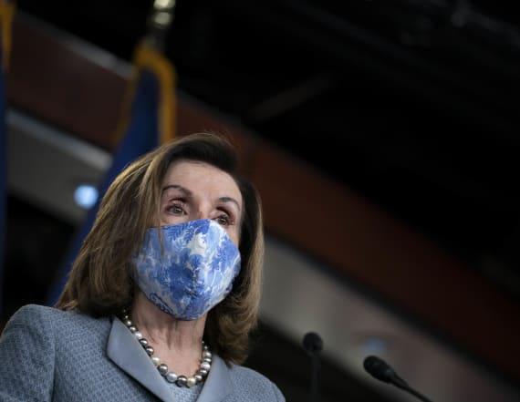 Pelosi wants 'big' health care, infrastructure push