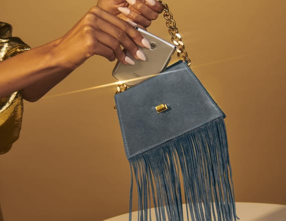 These designer bags were made for the tiniest phone