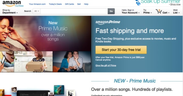 Try Quitting Amazon Prime  Bet You Can't - AOL Finance