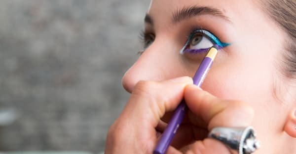 A daring eye makeup look for every eye color