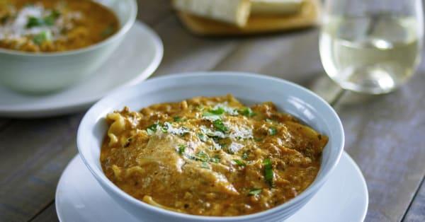 Best Bites: One-pot lasagna soup