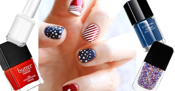 The cutest July 4th nail art ideas we found on Pinterest - AOL Lifestyle