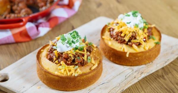 Best Bites: Cornbread chili bowl