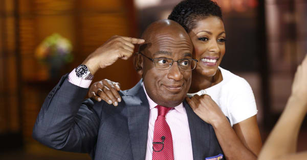 f8b762490eb5 Al Roker addresses 'good friend' Tamron Hall's exit from the 'Today' show  on air - AOL Entertainment
