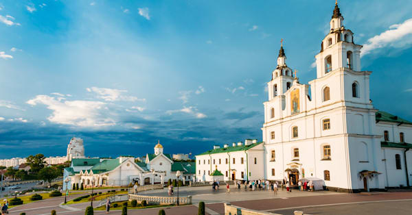 Europe's 'last dictatorship' Belarus is now visa-free and easy to visit -- but is it worth the trip?