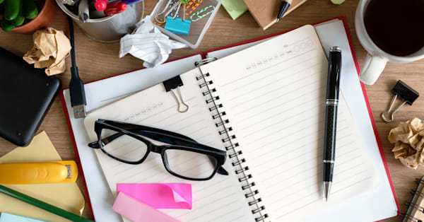 Is clutter cramping your clarity at work? - AOL Finance