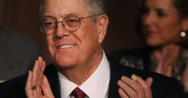 David Koch, the 11th richest person in the world, leaves behind massive net worth