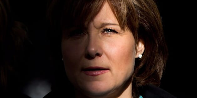 Christy Clark Stunning Example Of Blind Ambition Bad Politics