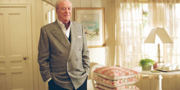 56f9be1988b Michael Caine s 80th Birthday  What Men Can Learn From His Look ...