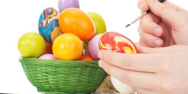 The Origin Of Easter Eggs