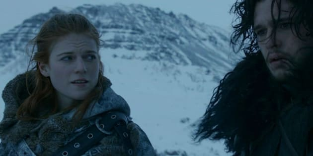 Game Of Thrones Season 3 Rose Leslie On What S To Come Between