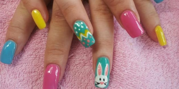 - Easter Nail Art: Designs We Love In 2013 (PHOTOS)