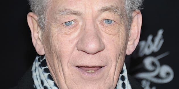 NEW YORK, NY - MARCH 20:  Actor Sir Ian McKellen attends the 'Breakfast At Tiffany's' Broadway Opening Night at Cort Theatre on March 20, 2013 in New York City.  (Photo by Michael Loccisano/Getty Images)