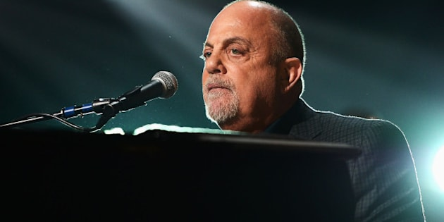 NEW YORK, NY - DECEMBER 12:  Billy Joel performs at '12-12-12' a concert benefiting The Robin Hood Relief Fund to aid the victims of Hurricane Sandy presented by Clear Channel Media & Entertainment, The Madison Square Garden Company and The Weinstein Company at Madison Square Garden on December 12, 2012 in New York City.  (Photo by Larry Busacca/Getty Images for Clear Channel)