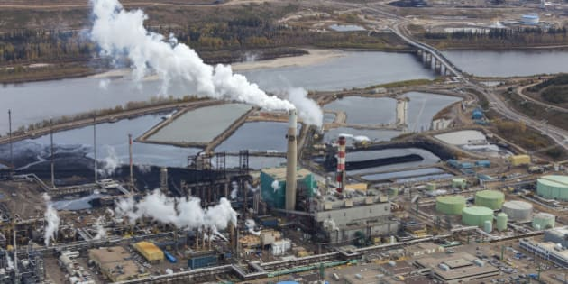 Oilsands Refinery