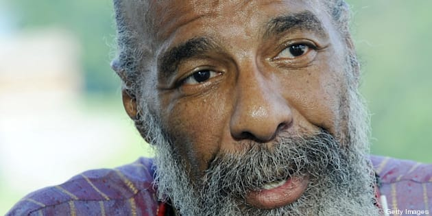 BETHEL, NY - AUGUST 14:  Richie Havens performs during the 40th Anniversary of Woodstock at the Bethel Woods Art Center on August 14, 2009 in Bethel, New York.  (Photo by Bobby Bank/WireImage)