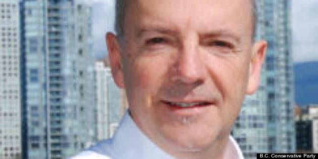 Ian Tootill, BC Conservative Candidate, Dismissed After 'Shameful' Tweets