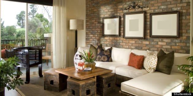 beautiful living room ...