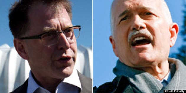 Adrian Dix: Jack Layton Legacy Influences Political Style In B.C. Election Campaign