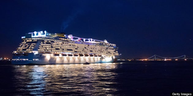 Cruise Ship Upgrades Could Bring Good News To Troubled Industry - Cruise ship industry