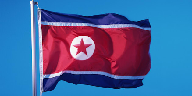 Flag of North Korea