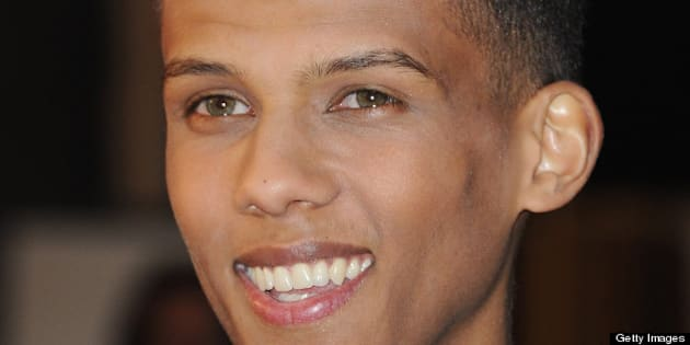 CANNES, FRANCE - JANUARY 22:  Singer Stromae attends the NRJ Music Awards 2011 on January 22, 2011 at the Palais des Festivals et des Congres in Cannes, France.  (Photo by Francois Durand/Getty Images)