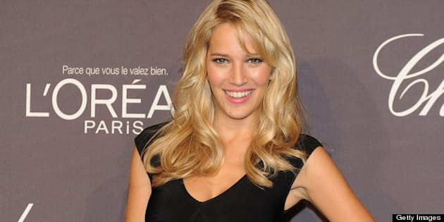 CANNES, FRANCE - MAY 23:  Luisana Lopilato attend the Chopard and L'Oreal Party during the 65th Annual Cannes Film Festival at Palais des Festivals on May 23, 2012 in Cannes, France.  (Photo by Jacopo Raule/Getty Images for L'Oreal)