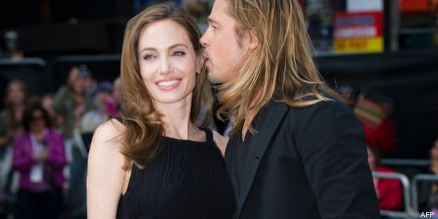 La première apparition publique d'Angelina Jolie depuis l'annonce de sa double mastectomie