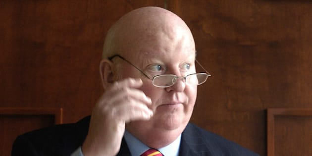 mike duffy is healthy and back at it at ctv (Photo by Colin McConnell/Toronto Star via Getty Images)