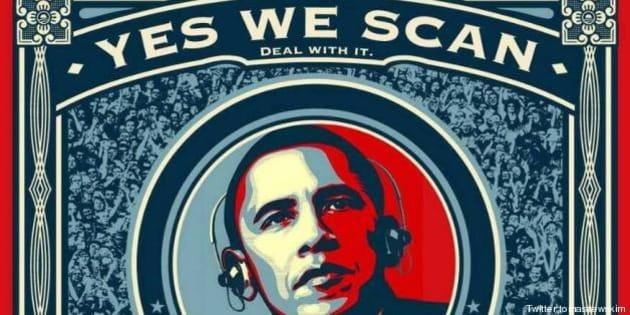 """Big Brother"" Et 1984 Remis Au Goût Du Jour Par Obama"