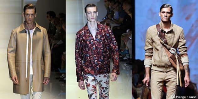 Gucci Uomo tutto di fiori si vuole vestire  34afcdd3201