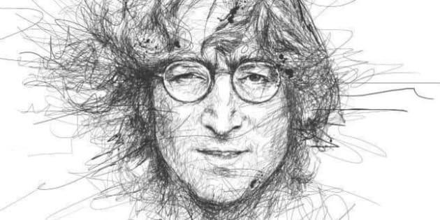Disegni A Matita I Ritratti Di Madonna Morgan Freeman John Lennon
