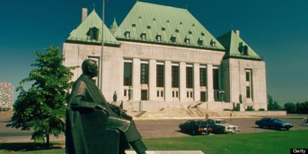 Supreme Court of Canada, Ottawa, Ontario