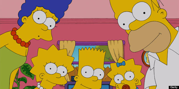 THE SIMPSONS: 'Pulpit Friction' episode of THE SIMPSONS airing Sunday, April 28, 2013 (8:00-8:30 PM ET/PT) on FOX. (Photo by FOX via Getty Images)