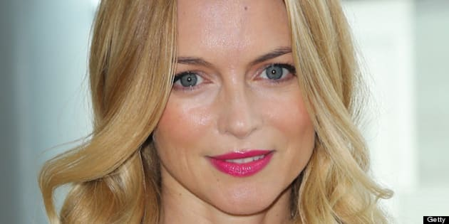 LOS ANGELES, CA - JUNE 23:  Actress Heather Graham attends the Echoes Of Hope's 3rd annual Luc Robitaille celebrity charity poker tournament at JW Marriott Los Angeles at L.A. LIVE on June 23, 2013 in Los Angeles, California.  (Photo by Paul Archuleta/FilmMagic)