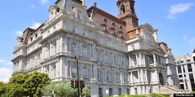 montreal old city hall after...