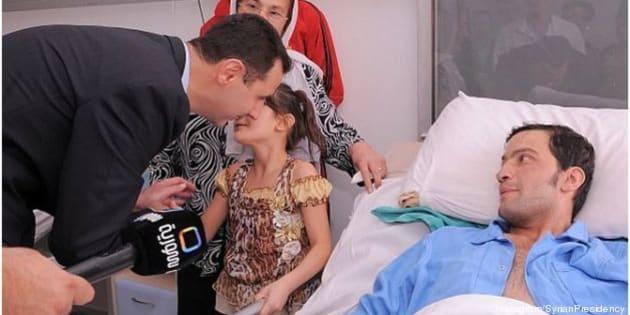 Siria, Bashar el-Assad apre un account Instagram (FOTO)