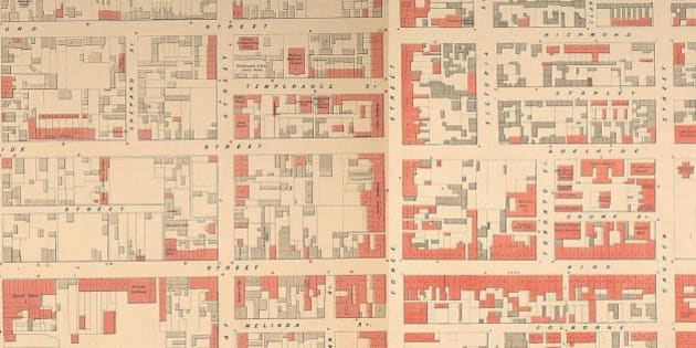 Toronto 1858 \'Google\' Map Is A History Nerd\'s Dream | HuffPost Canada