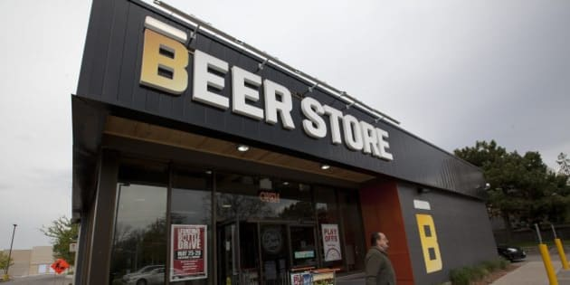 Beer Store Profits $700M Yearly From Near-Monopoly, Study Finds
