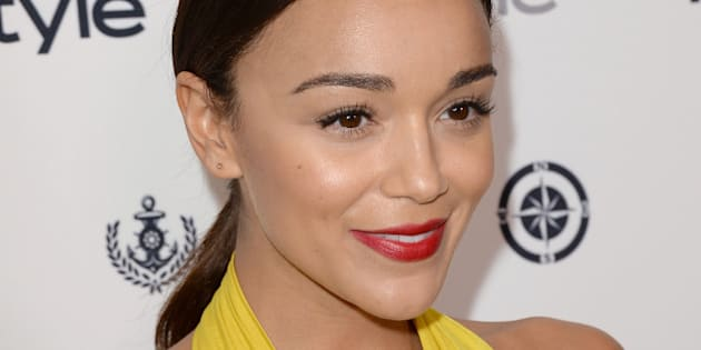WEST HOLLYWOOD, CA - AUGUST 14:  Actress Ashley Madekwe attends the InStyle Summer Soiree held Poolside at the Mondrian hotel on August 14, 2013 in West Hollywood, California.  (Photo by Jason Merritt/Getty Images)