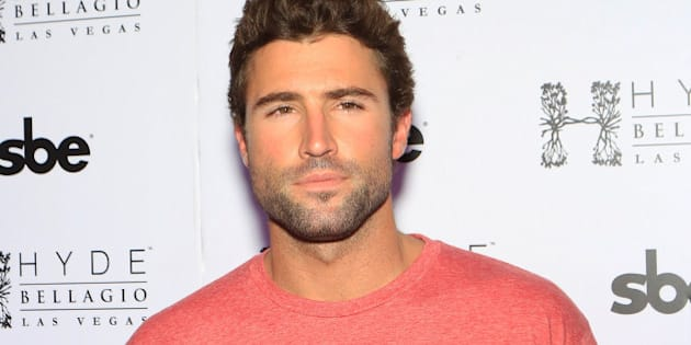 LAS VEGAS, NV - AUGUST 17:  Television personality Brody Jenner arrives to celebrate his 30th birthday at Hyde Bellagio at the Bellagio on August 17, 2013 in Las Vegas, Nevada.  (Photo by Gabe Ginsberg/FilmMagic)