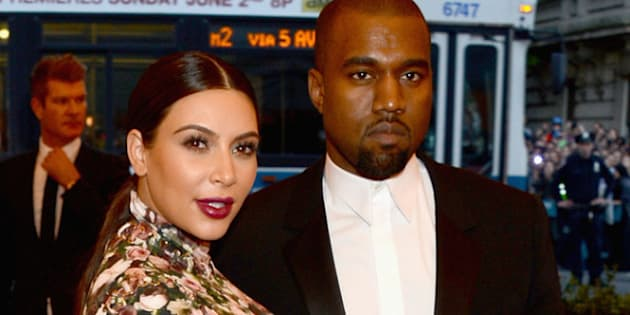 NEW YORK, NY - MAY 06:  Kim Kardashian and Kanye West attend the Costume Institute Gala for the 'PUNK: Chaos to Couture' exhibition at the Metropolitan Museum of Art on May 6, 2013 in New York City.  (Photo by Larry Busacca/Getty Images)
