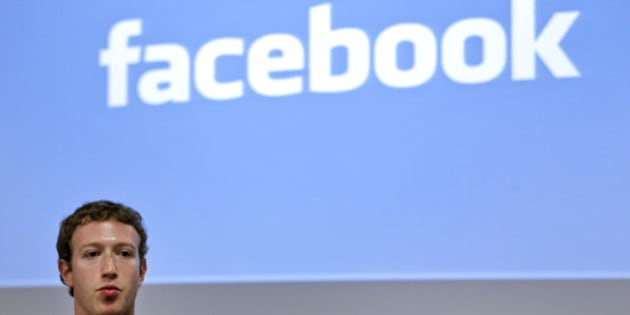Mark Zuckerberg, founder and chief executive officer of Facebook Inc., speaks during a news conference at the company's headquarters in Palo Alto, California, U.S., on Wednesday, Oct. 6, 2010. Facebook Inc., the world's largest social-networking service, added new ways to monitor personal data on the site and updated a feature called Groups that makes it easier to interact with smaller clusters of friends. Photographer: Tony Avelar/Bloomberg via Getty Images